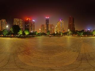 广州东站全景