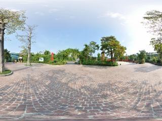 兰花园入口