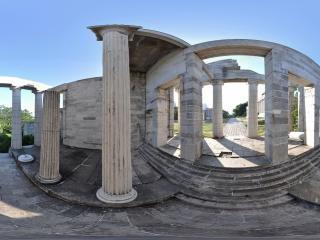 雅典卫城走廊