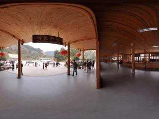 游客中心全景