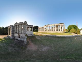 雅典卫城外观