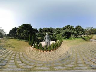 中山公园全景