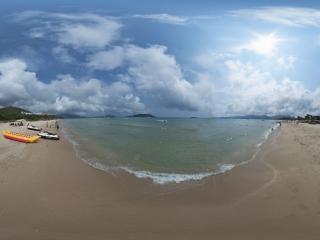 海上脚踏船
