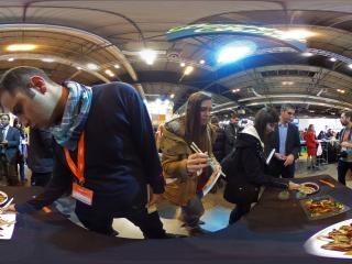 2016马德里国际旅游展现场全景虚拟旅游