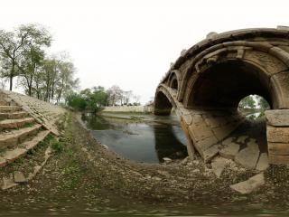 弘济桥全景