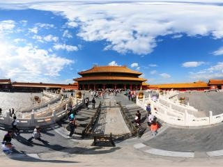 The Forbidden City虚拟旅游