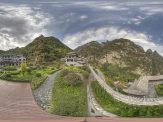 Montes Wudang虚拟旅游