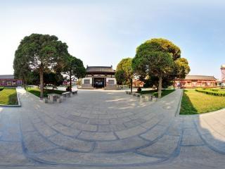 永泰公主墓入口全景