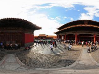 坤宁宫全景