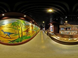 恐龙走廊全景