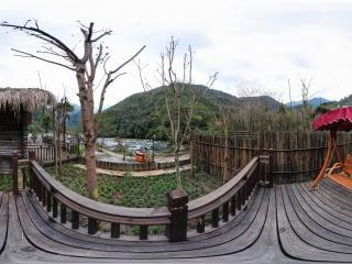 江景别墅花园
