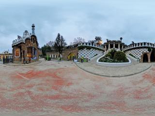 高迪公园(二)