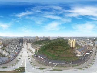 四川—南充相如文化公园全景似游全景