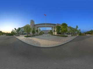 湖北—武汉国旗台全景