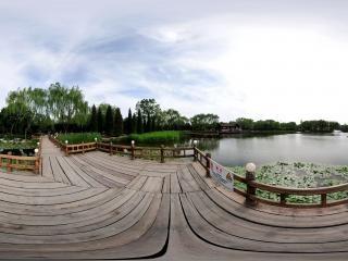 北京—朝阳区古塔公园(二)