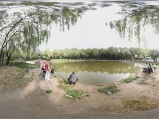 北京—朝阳区古塔公园(七)