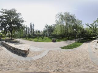 北京—朝阳区庆丰公园(六)全景