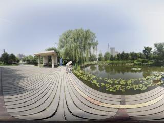 北京—朝阳区庆丰公园(五)全景