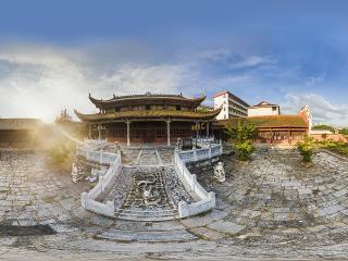 湖南—永洲零陵文庙全景