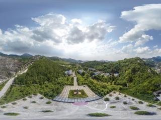 湖北—黄石国家矿山公园全景