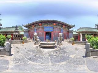 城隍殿全景