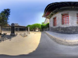 城隍庙碑林全景