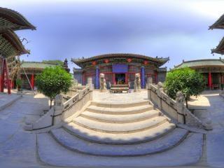 城隍庙全景