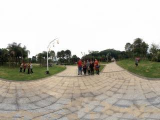 广西—柳州马鹿山公园(二)全景
