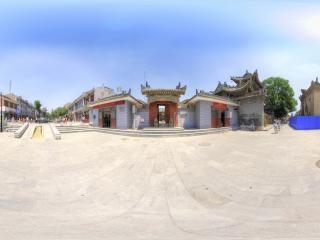 三原城隍庙虚拟旅游