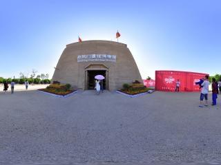 丹凤门入口全景