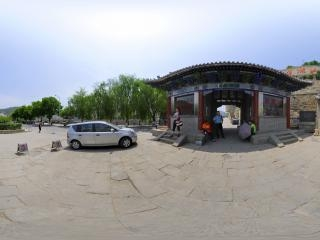 清凉山虚拟旅游