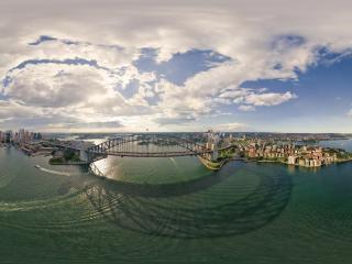 澳大利亚—悉尼全景