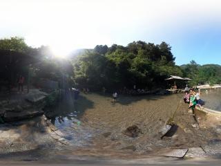 广西—柳城高兴村全景