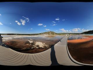 黄石公园虚拟旅游
