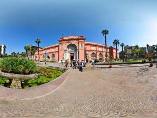 埃及—开罗博物馆全景