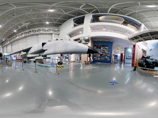 北京—昌平航空博物馆全景