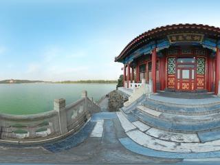 北京—海淀颐和园公园全景
