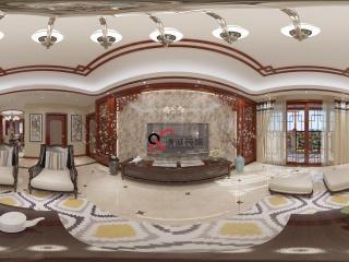 四川—泸州谦诚装饰作品展示全景