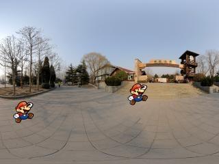 古塔公园虚拟旅游