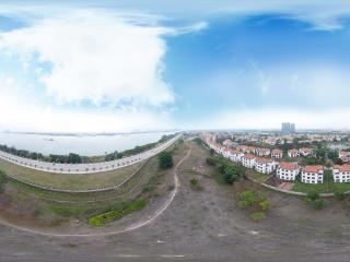 广东—东莞美丽石排全景