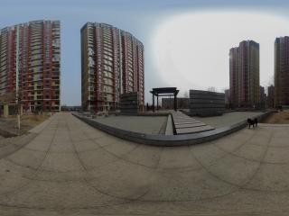 内蒙古—包头滨海新区全景