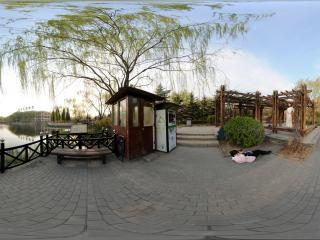 北京—朝阳春到古塔公园(十五)全景