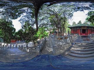嵩山少林寺虚拟旅游