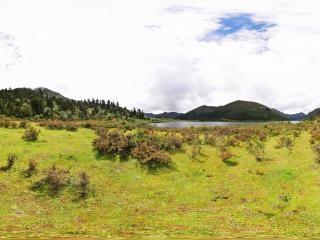 雅屹湖3全景