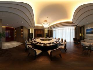 贵州—遵义餐厅展示全景