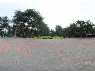 小广场全景