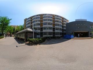 中蓝大学生公寓全景