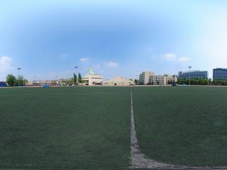 体育场全景