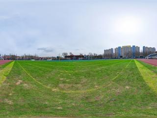 小足球场全景