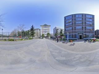 北京外国语言大学东校区虚拟旅游